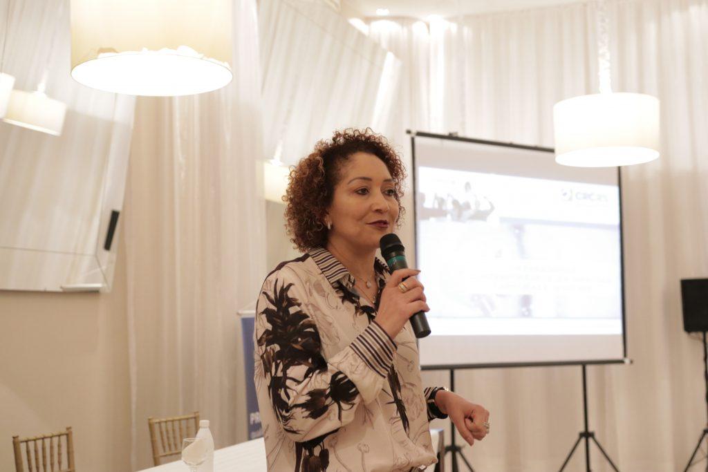 Ana Tércia Lopes, Presidente do Conselho Regional de Contabilidade do Rio Grande do Sul