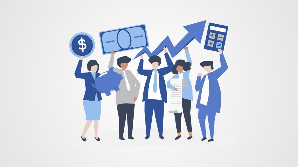 Diversos perfis de profissionais da contabilidade